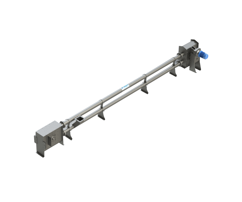 Indpro Engineering, Pune - Aero Mechanical conveyor