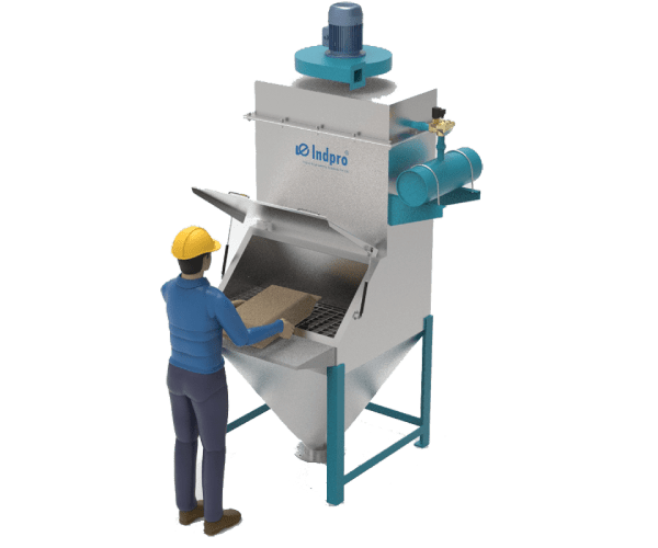 Pneumatic Conveying System Air Pollution Control Systems
