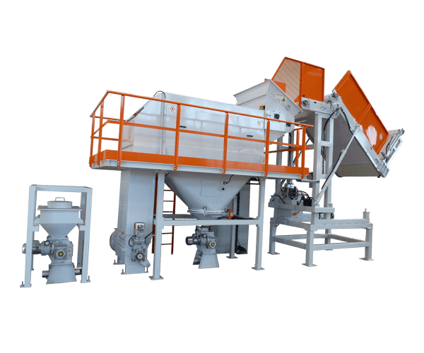 Indpro Engineering, Pune - Automatic bag emptying machine