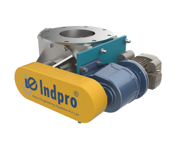 Indpro Engineering, Pune - Rotary Air lock valve - Fall through
