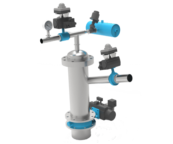 Pneumatic Conveying System, Air Pollution Control Systems